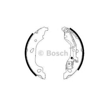 Slika za Kočioni paknovi Punto sa ABS Bosch